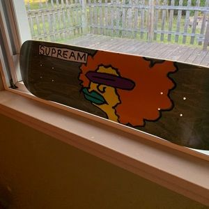 Mark González Supreme Skateboard Deck